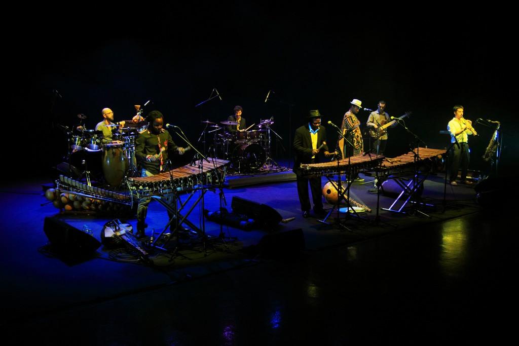 kanazoe orkestra musique du monde
